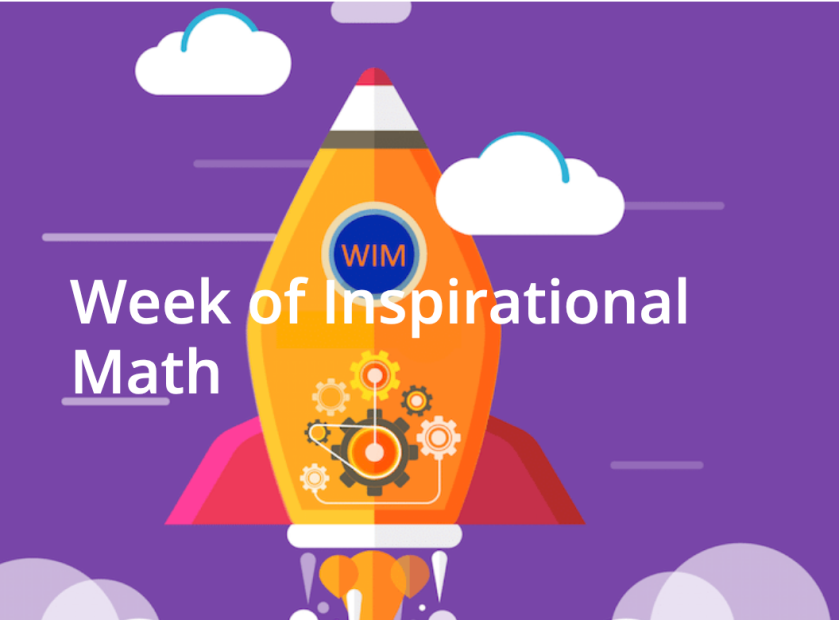 YouCubed week 4 of inspirational math level d, e