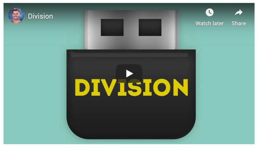 Gap Filling: Division